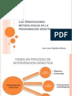 32- Orientaciones metodológicas