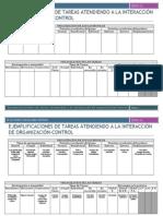 44- EJEMPLIFICACIONES DE TAREAS ATENDIENDO A LA INTERACCIÓN DE ORGANIZACIÓN _EF_