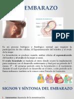 3. Embarazo como proceso biológico.