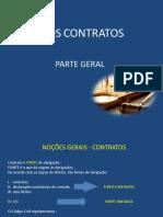I - CONTRATOS