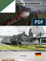 Ferrocarril Alemania