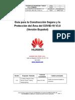 Guía para la Construcción Segura y la Protección del Área del COVID-19 V...