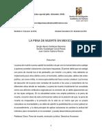 La-pena-de-muerte-en-México. ensayo