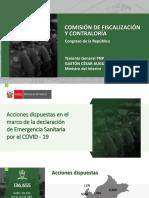 46 policías fallecidos y 3.873 contagiados por coronavirus