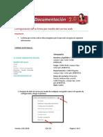 Manual Configuración de firma 2019