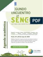 Agenda Para Publico SENECA
