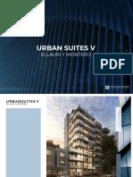 Brochure Urban V Ellauri y Montero