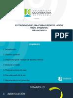 1-HIGIENE VOCAL Y POSTURAL PARA DOCENTES, TRABAJO REMOTO COVID 19 (1).pptx