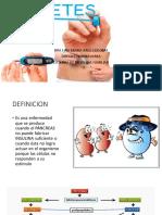 DIABETES ACTUALIZADA Y COMPLETA