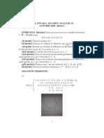 Examen Analyse s1 2020 Avec Solution