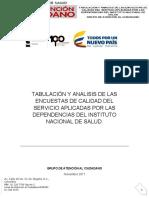 INFORME TABULACIÓN Y ANÁLISIS ENCUESTAS 2017 (1)