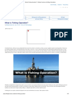 What is Fishing Operation_ - Drilling Formulas and Drilling Calculations