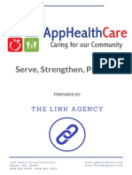 service strengthen prevent campaign- the link agency  1