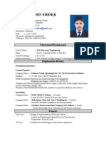 Mohsin Resume