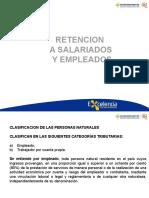MATERIAL  DE  RETENCION  SALARIOS