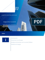 2. Kpmg - Implementacion de Solvencia en Europa, Gestion Riesgos