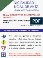 DISPOSITIVOS DE CONTROL DE TRANSITO.ppt