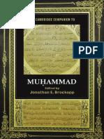 Abdulkader+Tayob_Muhammad+in+the+Future_Cambridge+Companion+to+Muhammad_pages+293-308