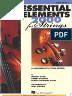 Book Cello 2 Essencial