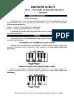 Aula 07 - Formação de Acordes (Maior e Menor).pdf