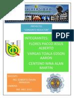 TEORIA DE CAJAS REDUCTORAS