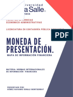 MONEDA DE PRESENTACIÓN