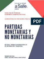 P. MONETARIAS