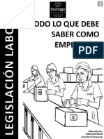 CARTILLA LABORAL 2018