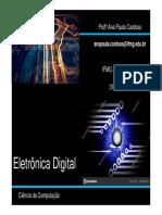 aula 08 Eletrônica Digital
