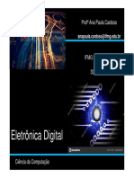 aula 07 Eletrônica Digital