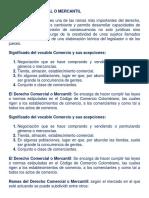 MATERIAL DERECHO EMPRESARIAL II - 1-18
