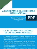 PANORAMA DE LA ECONOMÍA INTERNACIONAL.pptx