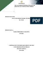 APLICACIÓN DE LAS NORMAS INTERNACIONALES DE CONTABILIDAD EN LAS CUENTAS POR COBRAR.docx
