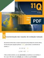2.2.1. Caracterização das reações de oxidação-redução