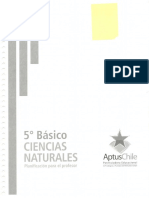 planif 5° naturaleza semestre 1