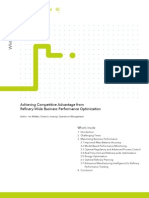 WhitePaper_Invensys_CompetitiveAdvantageFromRefineryBusinessPerformanceOptimization_03-10