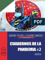 Cuadernos de La Pandemia 2. Isidoro Yescas/Claudio Sánchez Islas