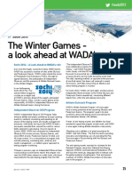 WINTER GAMES-A LOOK AHEAD WADA´S ROLE.pdf
