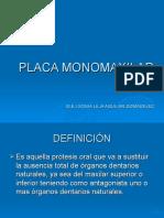 PLACA MONOMAXILAR 1.ppt