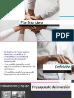 Clase 10 Plan Empresarial (Plan Financiero)