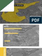 Análisis y Propuesta Urbana del Distrito El Agustino