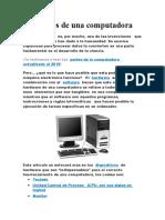 TEORIA Y ACTIVIDADES ENSAMBLE Y MANTENIEMIENTO DE COMPUTADORES ONCE