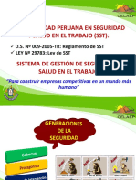 MOD I - PARTE 3 - NORMATIVIDAD PERUANA EN SEGURIDAD Y SALUD EN EL TRABAJO (SST)