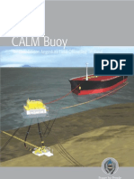 BHP Billiton Calm Buoy