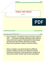 2 Force Motrice