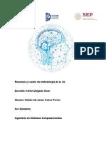 2.1 Resumen y cuadro de metodología de la I