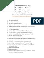 GUIA DE ESTUDIO DERECHO I 2do. parcial