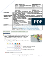 Guía No 1 - Operaciones con decimales - Aritmetica 5ºC - Periodo 3.pdf