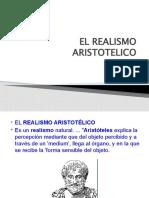 El  Realismo Aristotelico