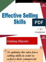 10. Effective Selling Skills